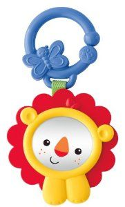 Fisher-Price Peek-a-Boo Mirror, Lion -   - http://babyentry.com/baby/baby-toddler-toys/mirrors/fisherprice-peekaboo-mirror-lion-com/