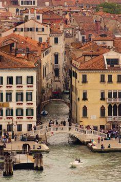 Castello Canal Venetia. Italy