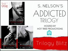 I Heart YA Books: Book Blitz & Giveaway for 'Addicted Trilogy' by S....