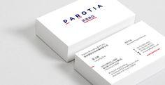 Parotia 派洛迪亚 by 2M2 Design, via Behance