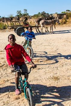 Give Back Thursday! Find out how a bike can be a life-changer: http://ospa.me/1xVbeHt  Wheels of Change International Bicycling Empowerment Network (BEN)  #giveback #giving #charity #holidays #bicycles #biking #Namibia