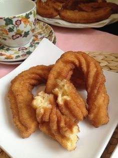 Paleo Churros, the Real Deal #TheSaffronGirl
