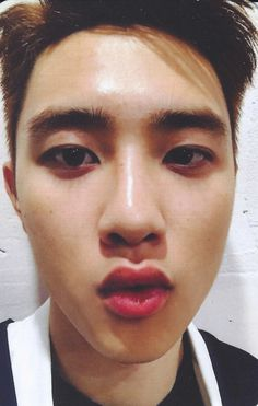 yes kyungsoo fuck me up Kyungsoo, Chanyeol, Kaisoo, Exo Ot12, K Pop, Two Worlds, Exo Group, Exo Official, Kim Minseok