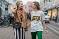 The Best Copenhagen Fashion Week Street Style - The Scandi Fashion Pack Have An Uncanny Knack At Achieving The One Thing We All Set Out To Sartorially Achieve. What Is It You May Ask? Well, The Ability To Look Effortlessly Chic Of Course.