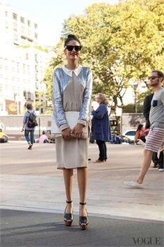 New York Fashion Week - September 2012