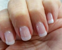 American manicure with opi gel polish bubble bath and funny bunny…. 0 · 0 · american manicure with opi gel polish bubble bath American Manicure Nails, Gel French Manicure, French Nails, Manicure And Pedicure, American French Manicure, American Tip Nails, French Pedicure, Pedicures, Manicure Colors