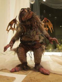 Froud Exhibition @ Animazing Gallery by Satori (of Zazoo & Satori), via Flickr