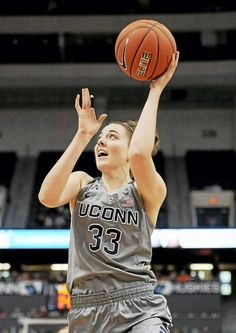 UConn freshman Katie Lou Samuelson rounding out her game