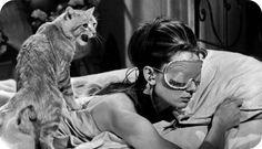 """Audrey Hepburn """"Desayuno con diamantes"""""""