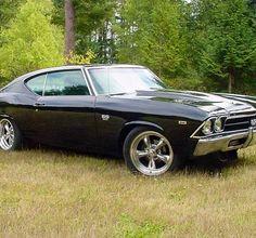 69 Chevelle ( My favorite car!)♥♥
