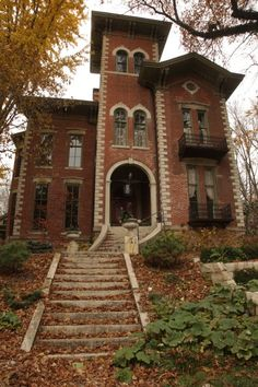 Lawrence, ks Historic District | The Ludington-Thacher House, at 1613 Tenn., is owned by Terry and ...