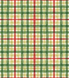 susan winget christmas fabric christmas plaid - Christmas Plaid Fabric