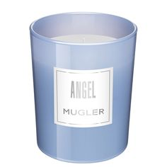 Angel Scented Candle - <p>Create the perfect ambiance at home with the delicious scent of Angel!  Handcrafted in keeping with waxmaking tradition, Angel candles will give a celestial finishing touch to your interiors.    Fragrance notes: bergamot, tropical fruits, vanilla, caramel and patchouli</p>