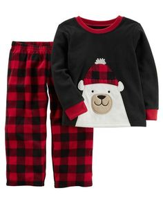 38 Best Holiday Pajamas-Polar Express images  1bed1a832