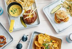 CLINTON HALL NYC Seaport District Burger Bar | You Must Love Food