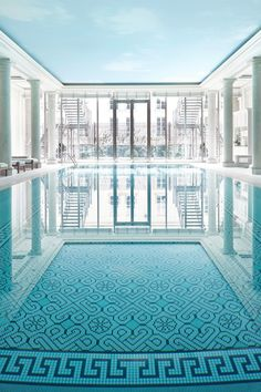 Indulge at the very best spas in Paris.
