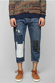 Koto Akasaka Repair Jean