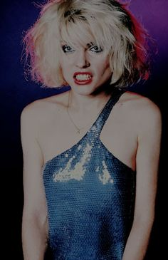 Debbie Harry photographed by Maureen Donaldson - 1979
