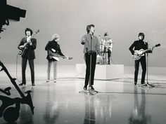 The Rolling Stones on The Ed Sullivan Show (1967)