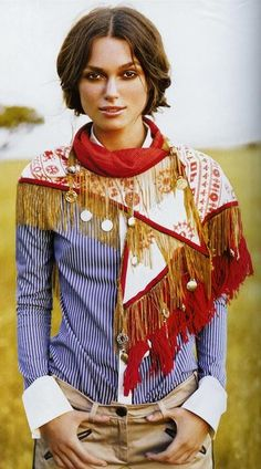 (Keira Knightley for Vogue) remember having bought this Vogue many, many years ago:) (Shoot in Africa)