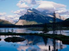 Beautiful landscapes of Canada