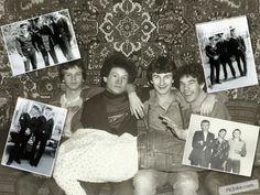 The USSR. 1980-ies. Romka Stupak-Soviet schoolboy and further Sea Cadet School.