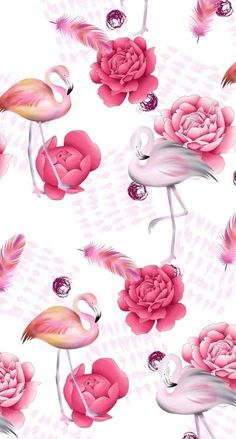17 ideas for wallpaper pink flamingo patterns Frühling Wallpaper, Flamingo Wallpaper, Tumblr Wallpaper, Pattern Wallpaper, Wallpaper Backgrounds, Wallpaper Ideas, Flamingo Pattern, Flamingo Art, Pink Flamingos