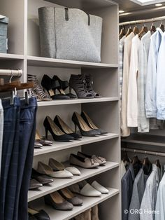 Custom Closet Organizers With Professional Planning, Design, And  Installation.