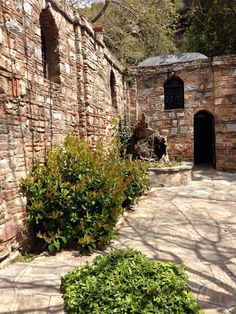 Mother Marys last known home, Turkey