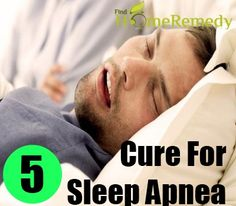 5 Natural Cure For Sleep Apnea ..... 1. Chamomile tea 2. Sleep on your side 3.Hops 4.Black pepper 5.Breathing Exercise ...... Kur <3
