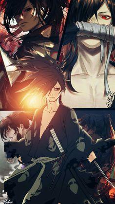 Anime Manga, Anime Guys, Anime Art, Cartoon Tv, Cartoon Drawings, Gekkan Shoujo, Deadman Wonderland, Gothic Anime, Character Wallpaper