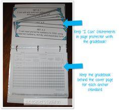 Organize your Common Core Standards! Common Core Organization, Teacher Organization, Teacher Tools, Teacher Resources, Organized Teacher, Teacher Stuff, Organizing, Common Core Curriculum, Common Core Math