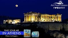 Air From Greece: Air From Athens.