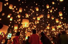 Colorado Springs - The Lantern Fest