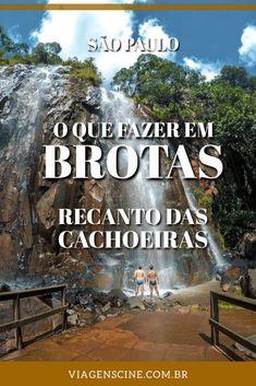 O que fazer em Brotas SP: Recanto das Cachoeiras, um dos melhores passeios na cidade, com atividades que incluem arvorismo, cavalgada, quadriciclo e tirolesa #Brotas #Cachoeira #Aventura #SP #Turismo #Viagem #Natureza #Feriado