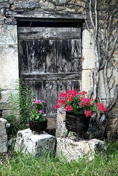 Peyrignac in Dordogne, France