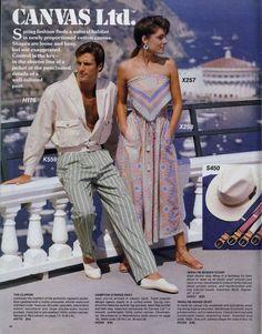 vintage 80s mens fashions