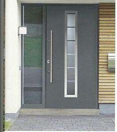 Bild: Haustür Nebeneingangstür