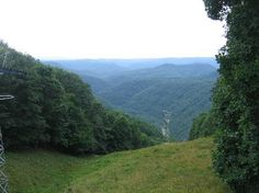 Pipestem State Park: West Virginia Aerial Tram