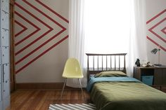 racheldenbow posted an entry (Smile And Wave) Interior, Room Paint, Ruby Room, Twins Room, Home Decor, Room Makeover, Room, Boy Room Paint, Room London