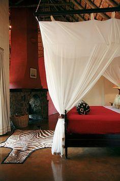 Singita Sabi Sand Game Preserve - Singita Ebony Lodge Suite, Kruger Nat'l Park, South Africa