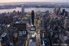 Nueva York desde el Empire State Building