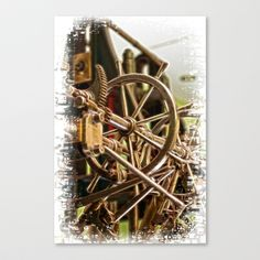 Cognitive Thinking Stretched Canvas by F Photography and Digital Art - $85.00