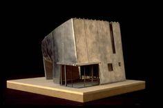 Steven Holl - Turbulence House - Desierto de Mesa - Nuevo México - USA - 2001-2005