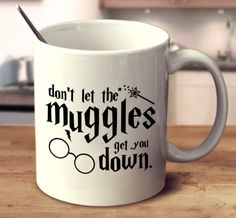Show that you're a fan of Harry Potter with this amazing mug! 11oz and 15oz versions available.