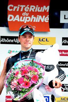 Critéruim du Dauphiné 2012: stage 3 winner, Edvald Boasson Hagen (Sky)
