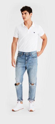 5b858e7ea Men's Jeans: Bootcut, Skinny, Slim & More   American Eagle Outfitters  Men's