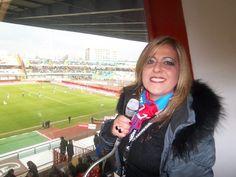 Stefania Sberna: voce viva del Massimino