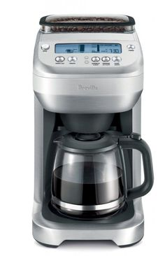 Breville BDC550XL YouBrew Glass Drip Coffee Maker with Built-in Grinder