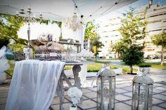 Shabby Chic Wedding decoration #Shabbychic #vintagewedding #weddingdecoration